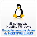 Web Hosting Linux MEXICO